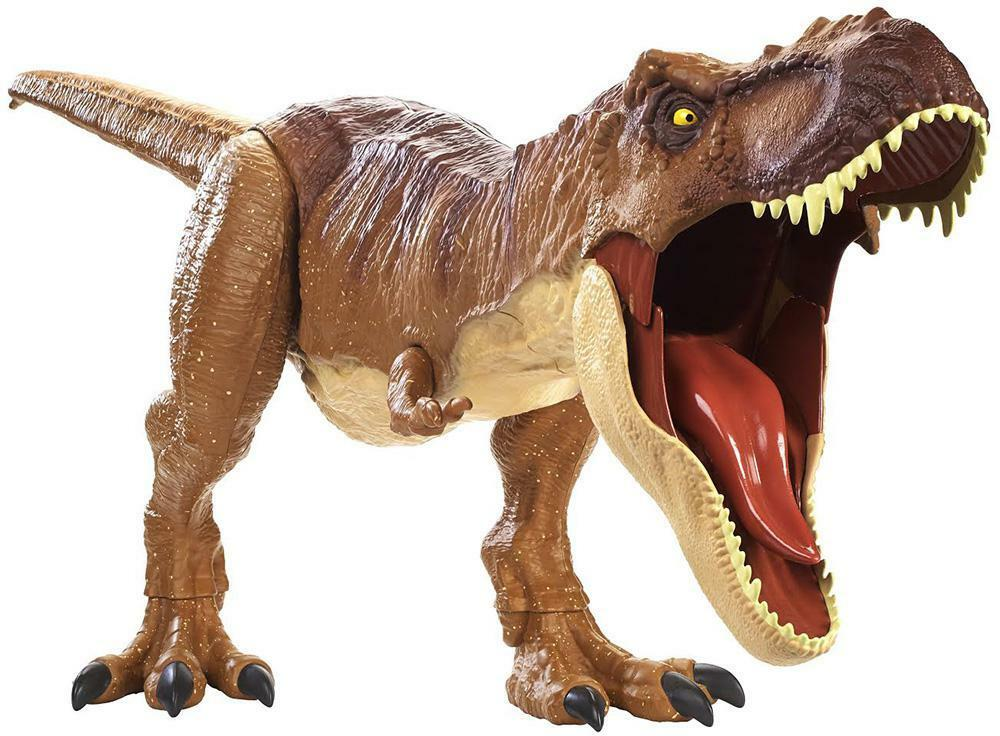 Jurrasic World Huge Colossal Tyrannosaurus Rex Dinosaur Toys Fallen World NEW