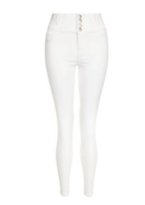 Ladies new ex New look high waist skinny jeans size 6 8 10 12 14 16 18