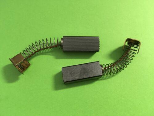 Kohlebürsten Motorkohlen Kohlestifte 6 x 9 x20mm Moretti NEU 2 Stück