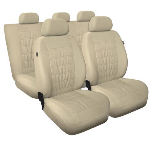 Opel Insignia beige universal fundas para asientos funda del asiento auto ya referencias Modern