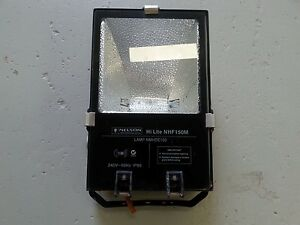 Nelson Hi Lite NHF150M Flood Light - Used