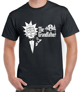 d198728b8 Details about Rick and Morty The Grandfather Funny T-Shirt