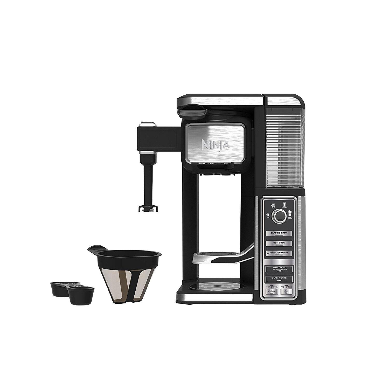 Ninja CF111 [] Ninja Coffee Bar Single-serve System Model - Cf111