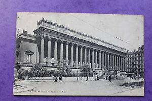 Postal-Posatle-Antigua-Lyon-Palacio-De-Justicia