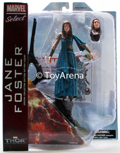 Marvel Select Thor 2 Jane Froster The Dark World Action Figure Diamond Select