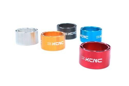 KCNC Hollow Road MTB Bicycle Bike Stem Headset Spacer 1pcs 10mm 12mm 14mm 20mm