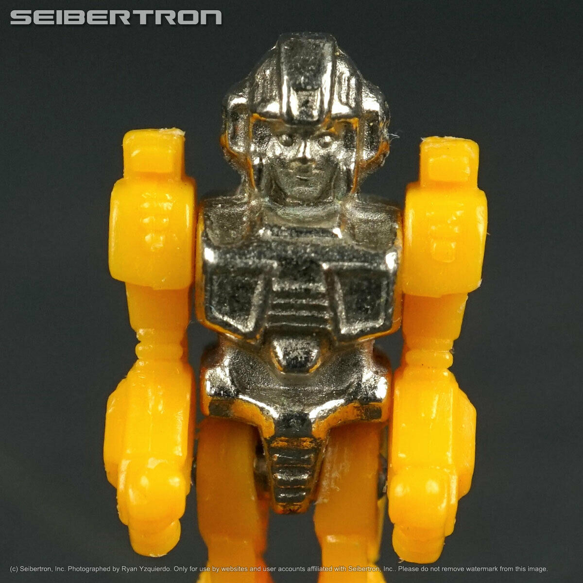 Diaclone giallo DRIVER vtg Diakron Kronoform Pilot Transformers G1 Takara 190821