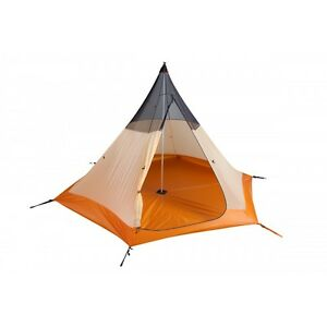 Image is loading Nigor-Wickiup-3-Inner-Tent-Tipi-Lightweight-3-  sc 1 st  eBay & Nigor Wickiup 3 Inner Tent Tipi Lightweight 3 Man Compact Wicki Up ...
