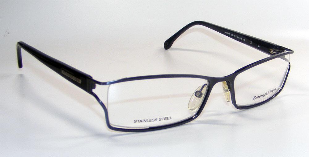 ERMENEGILDO ERMENEGILDO ERMENEGILDO ZEGNA Brillenfassung Brillengestell Eyeglasses Frame VZ3063 OI78 | Creative  cdfd10