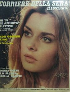 CORRIERE-DELLA-SERA-ILLUSTRATO-N-12-1978-NASTASSJA-KINSKI