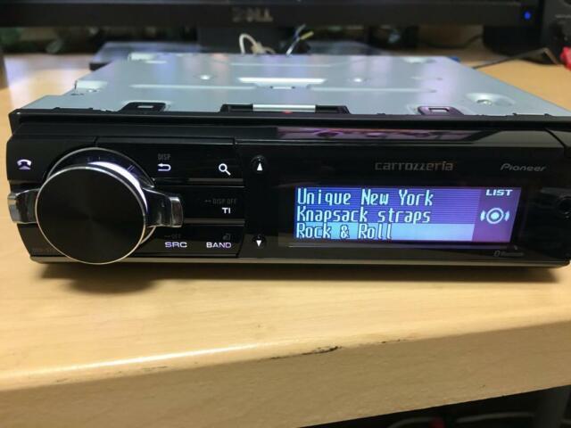 Pioneer Carrozzeria DEH-970 car audio 1DIN CD USB Bluetooth SD