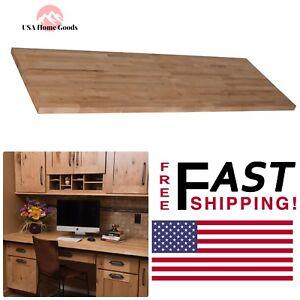 Solid Wood Butcher Block Countertop 4