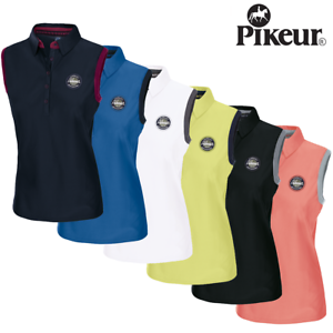 Pikeur Jarla Ladies Sleeveless Polo Shirt FREE UK  Shipping  cheap sale outlet online