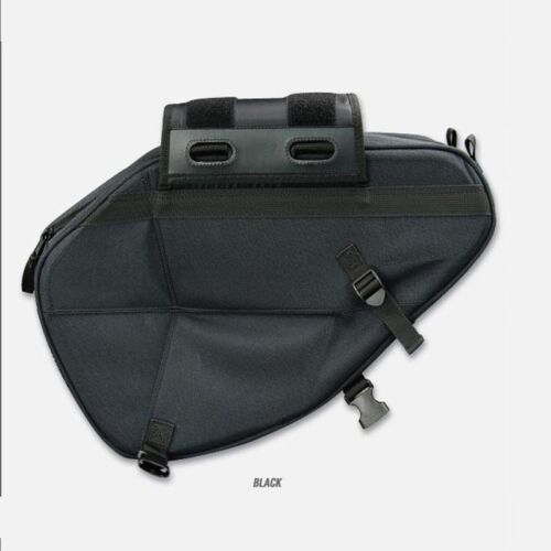 1Set 36-58L Big Capacity Motorcycle Pannier Luggage Saddle Bag universal Black