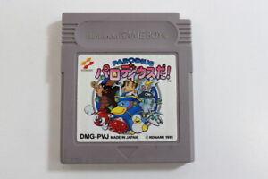 Parodius-Da-Nintendo-GAME-BOY-Gameboy-GB-Japan-Import-US-Seller-MC391
