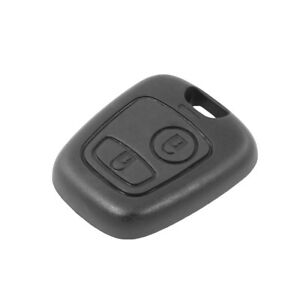 Guscio-Chiave-Cover-Mezzo-Telecomando-2-Tasti-Citroen-C1-C2-C3-C4-C5-Toyota-Aygo