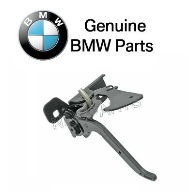 BMW 745i 745Li 760Li 760i 2002 2003-2005 Hood Safety Catch with Hood Release NEW