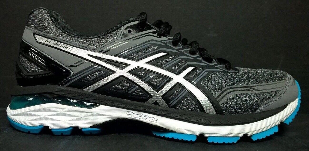 Le dimensioni degli uomini di di di 7,5 t707n 9793 gt-2000 5 scarpe da corsa grigio bianco nero blu 99d4dd