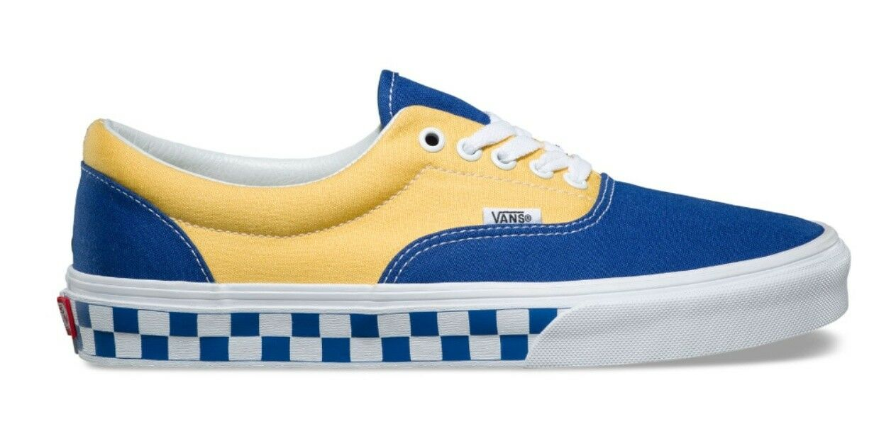 VANS CHECKER BOARD ERA NEW STYLE SHOES VN0A38FRU8I SNEAKERS