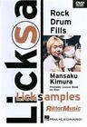 Mansaku Kimura Rock Drum Fills 0884088512583 DVD Region 1