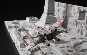 Death Star Capture Set - Star Wars 1 144 X-Wing Model Kit