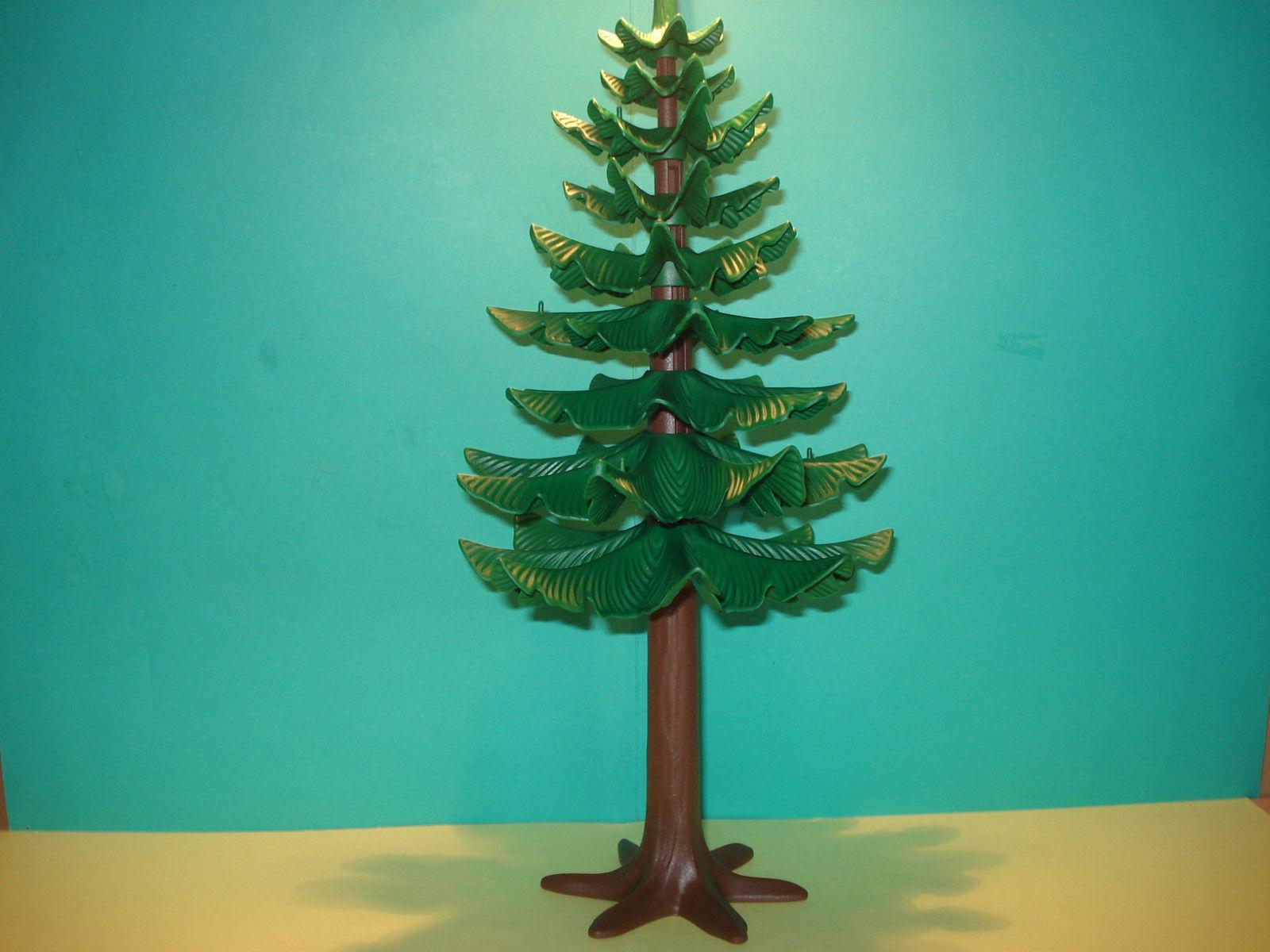 GROßE PLAYMOBIL PINES TANNE, 30 CM, BAUM, TANNE, PINES TREE, ARBRE ¡ZUSTAND NEU e677ac