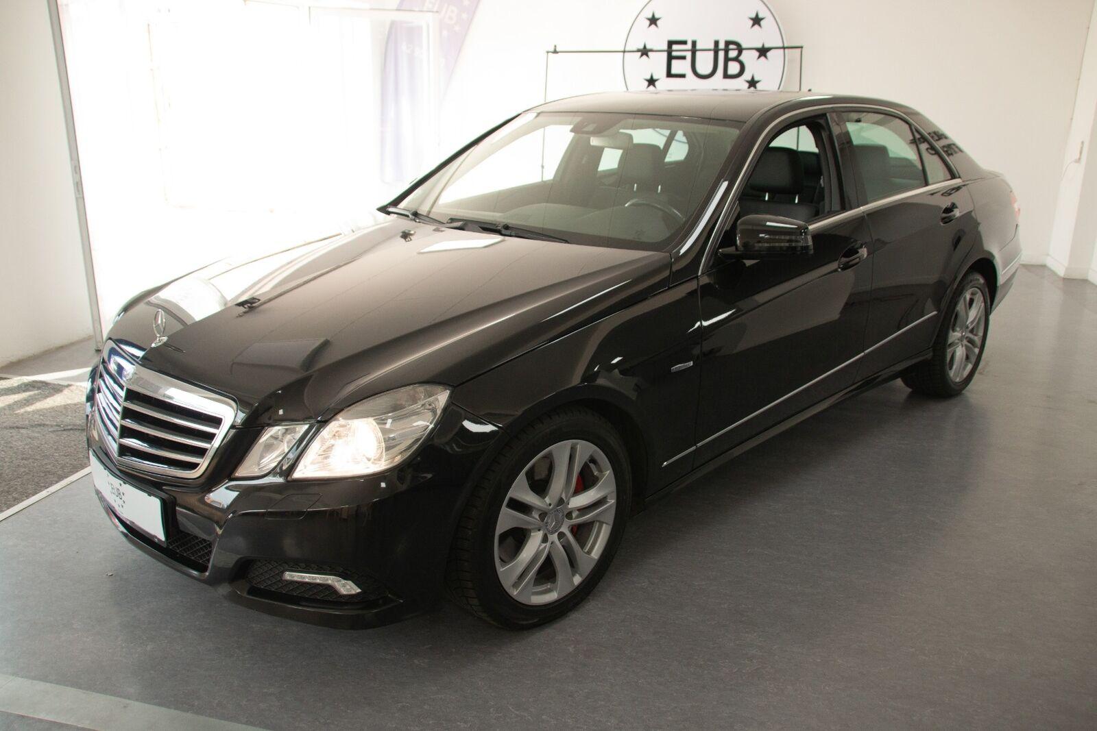 Mercedes E350 3,0 CDi Avantgarde aut. BE 4d - 130.000 kr.