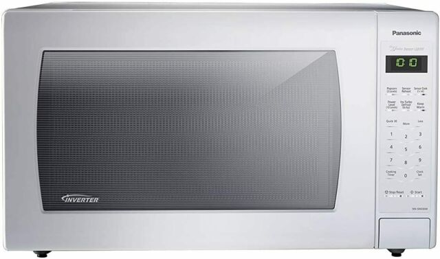 Panasonic Nn Sn936w Countertop Microwave With Inverter