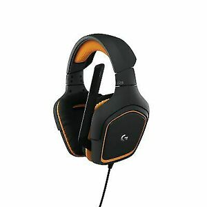 Logitech G231 Prodigy Gaming Headset Microphone for Xbox Ps4 and PC Ship