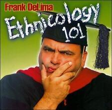 New Sealed Hawaii Comedy CD Frank De Lima Ethnicology 101 oop delima