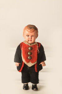 Rss-Small-Old-Doll-Child-Ca-3-1-8in-60806