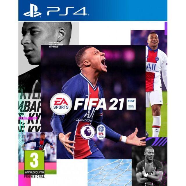 FIFA 21 EA SPORTS WITH BONUS PLAYSTATION 4 / PLAYSTATION 5  PREORDER