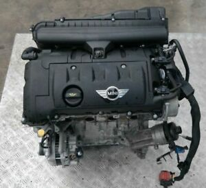 Bmw Mini Cooper R56 R55 R57 120hp Complete Engine Petrol N12b16a