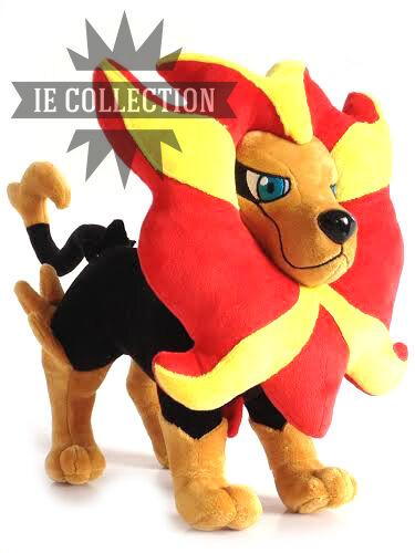 Pokemon XY pyroar Plüsch 30 CM Schneemann Litleo kann 668 némélios pyroleo Plush