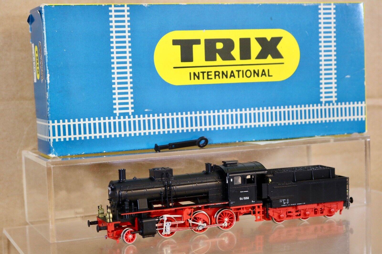 TRIX 2425 DB 2-6-0 CLASS BR 54 1556 DAMPFLOK LOCOMOTIVE BOXED np