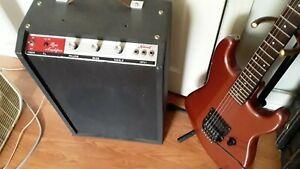 Vintage-National-Combo-Guitar-Amplifier-BASS-AMPLIFIER-MODEL-CA-16B