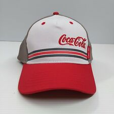 Coca-Cola Striped Cap (M/L) - BRAND NEW