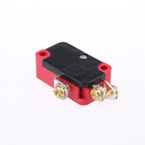 1Pc Screw Terminals Roller Hinge Lever SPDT Mini Micro Switch AC125//250V New