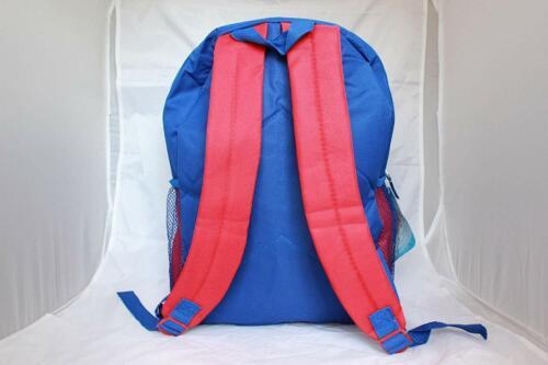 "AST Toys Marvel Spiderman School Boys Backpack Bookbag Kids Children Canvas 16/"""