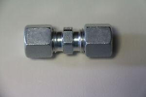 Kühlschrank Verbinder : 3 x gok g verbinder verschraubung mit schneidring 8 mm ebay