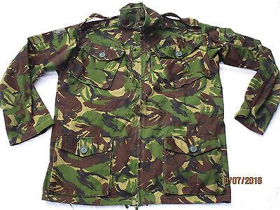 Jacket DPM Temperate,original,Gr. 190/112 >XL, englische Tarnjacke 90er Jahre,##