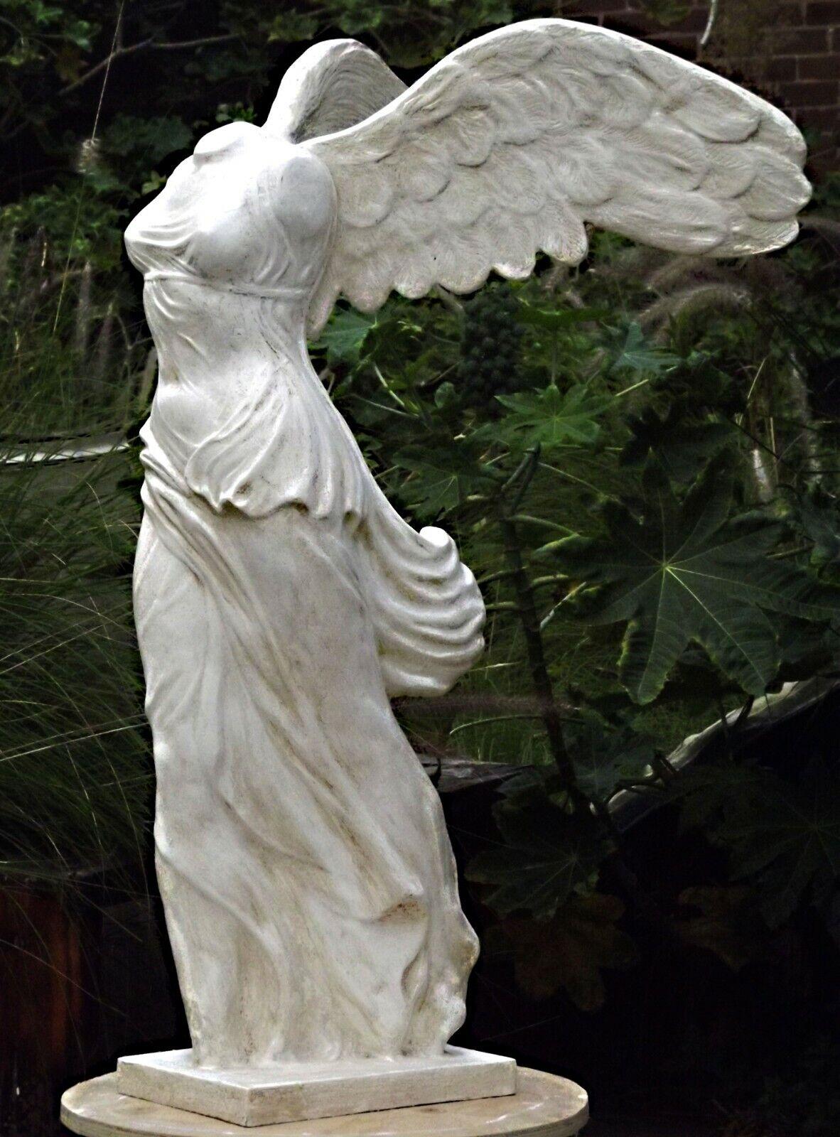 Escultura griega Nike la victoria alada de Samotracia antigua diosa de 1 M De Alto
