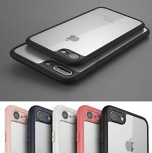 SLIM THINNEST Crystal Clear Bumper TPU Ultra Thin Case Cover iPhone 6 7 8 Plus
