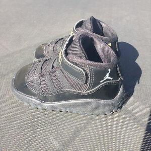 da6d478764e1 Image is loading Nike-Toddlers-Air-Jordan-11-Retro-Gamma-378040-