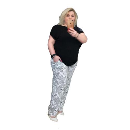 Elasticated waist soft feel trousers Plus sizes too lounge pants
