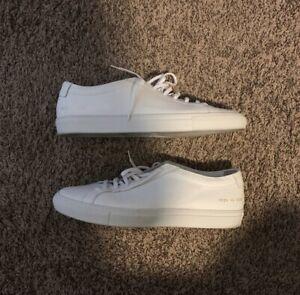 White Premium Sneaker Shoe Size 46