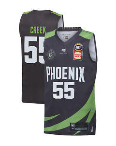 Melbourne Phoenix 19//20 Youth Authentic Home Jersey S.E Mitch Creek