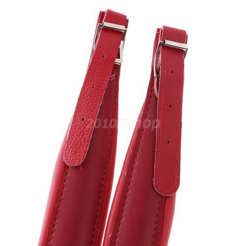 Akkordeongurte Akkordeon Gurt Schulterriemen Schultergurt 16-120 Bass Rot