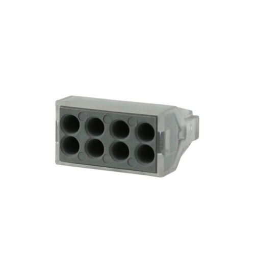 5X Wago 773-102//104//106 Pole Push Electrical Cable Connector Wire Block Terminal