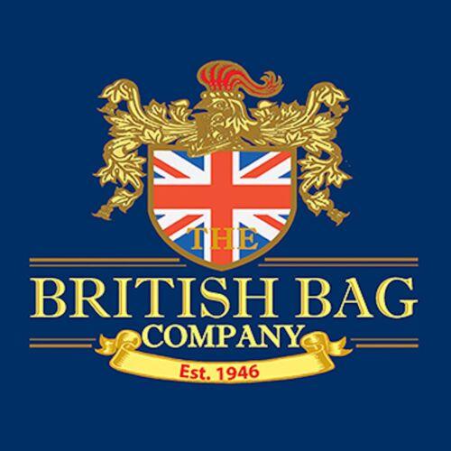 Briefcase Blue British Satchel Company Carloway Bag Pu Trim Tweed Harris aC5qYwxgg